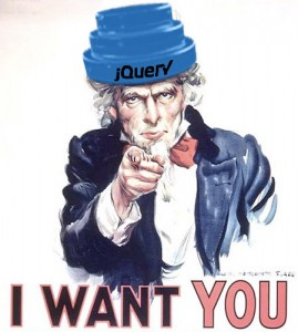 jQuery wants you!